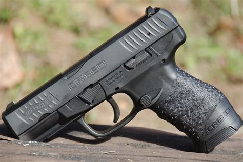 A Walther For Under 400 The New 9mm Creed Full Review .