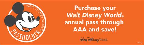 [click]aaa Auto Club Group - Disney Attraction Tickets  Annual .