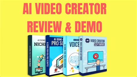 [click]ai Video Creator Review And Demo  First Look At Ai Video Creator.