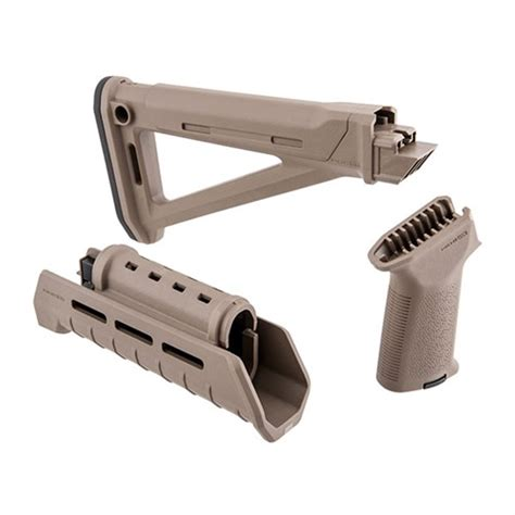 Ak-47 Moe Stock Set M-Lok Polymer Moe Stock Set M-Lok .