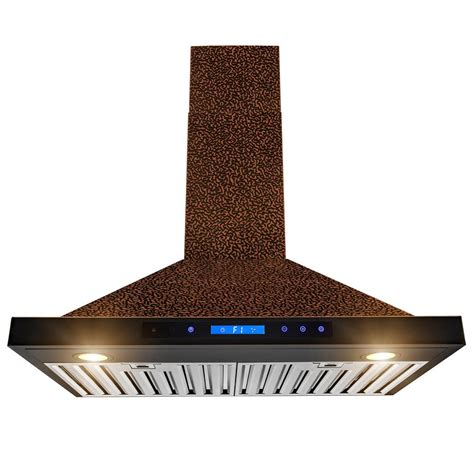 Akdy 30 In Convertible Kitchen Wall Mount Range Hood In .
