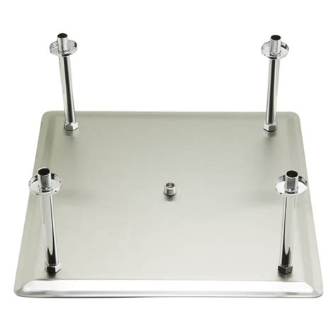 Alfi Rain20s-Bss 20 Square Brushed Stainless Steel Ultra .