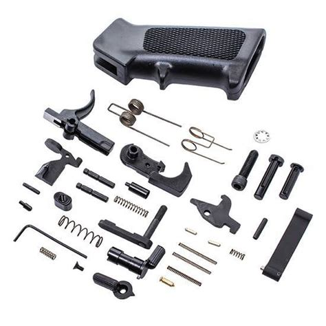 Ar-15 Complete Lower Parts Kit - Cheaper Than Dirt .