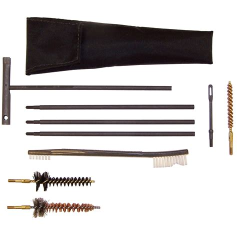 Ar-15 M16 Buttstock Cleaning Kit Deluxe  - Brownells Ch.