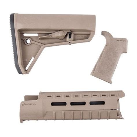 Ar-15 Moe Sl Furniture Set M-Lok Polymer Moe Sl Furniture .