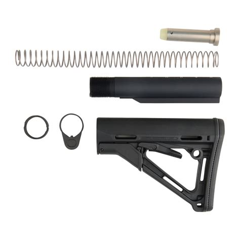Ar-15 Stock Assy Collapsible Mil-Spec Ar-15  - Brownells Fr.