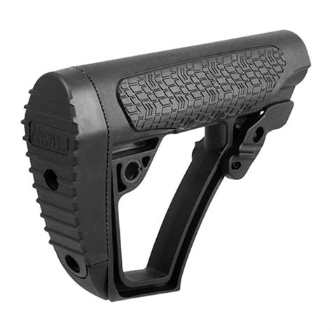 Ar-15 Stock Assy Collapsible Mil-Spec Ar-15  - Brownells It.