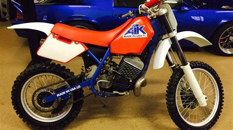 ATK 406 Dirt Bike