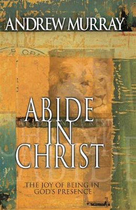 Abide In Christ Abiding Room.