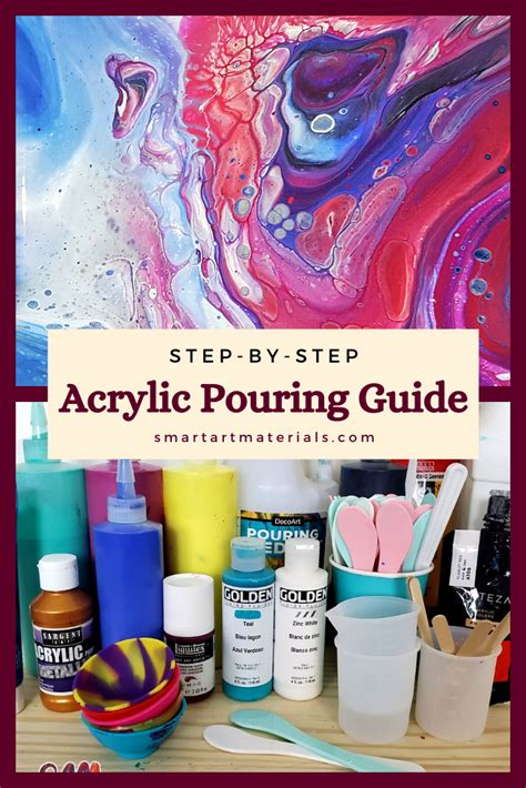 [pdf] Absolute Beginners Guide To Acrylic Pouring Everything You .