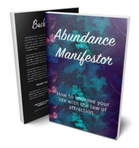 Abundance Manifestor Review: How To Manifest Your Dreams.