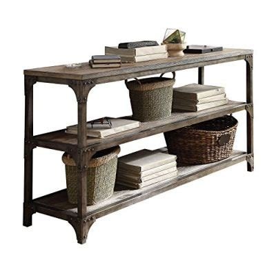 Acme Furniture 72685 Gorden 60 Server Weathered Oak.