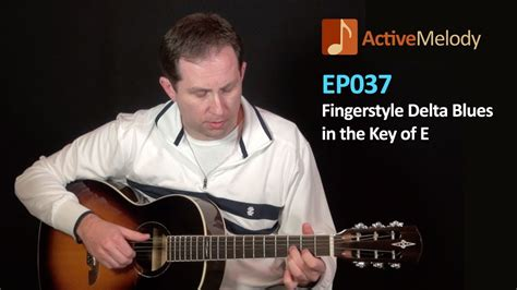 Acoustic Blues Guitar Lessons - From Texas To The Delta - Youtube.