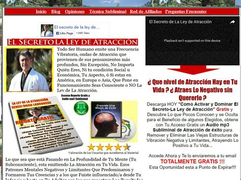 Activa En Tu Mente El Secreto De La Ley De Atraccion - Hit Reviews.