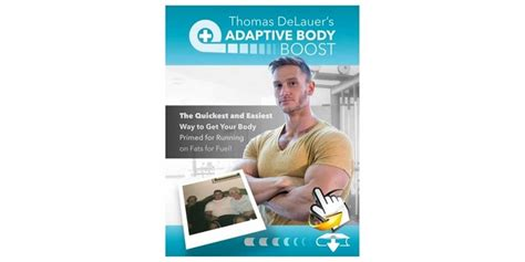 [click]adaptive Body Boost Review - Thomas Delauer S Diet System .