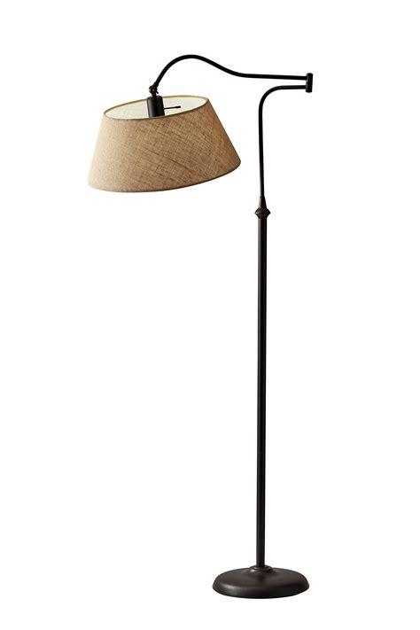 Adesso 3349-26 Transitional Rodeo Floor Lamp 61 .