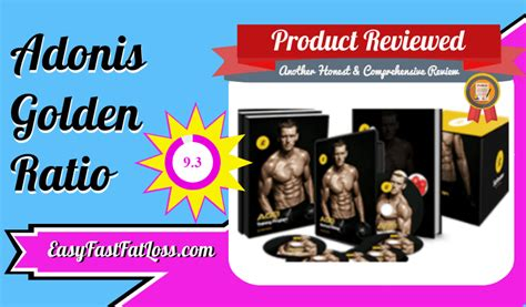 Adonis Golden Ratio Review: Is It Really The Best Diet For Men?.