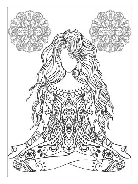 [pdf] Adult Coloring Book For Mindfulness And Relaxation.