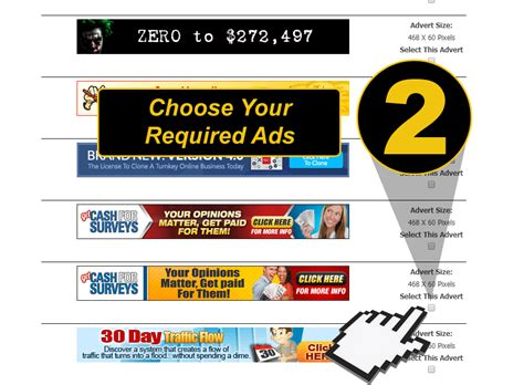[click]affiliate Ad Rotator Video Tour.