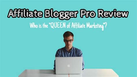@ Affiliate Blogger Pro Review Superb Affiliate Training Of .