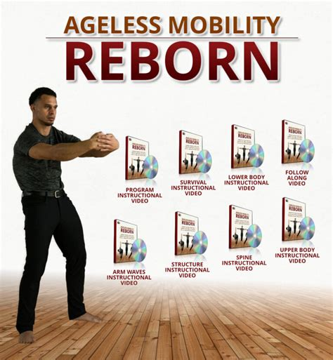 [click]ageless Mobility Reborn - 8 Exercises To Improve Your .