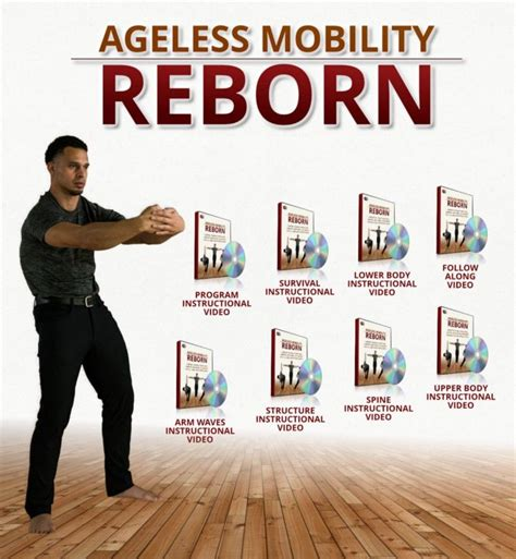 Ageless Mobility Reborn - Program Free Download - Wakelet.