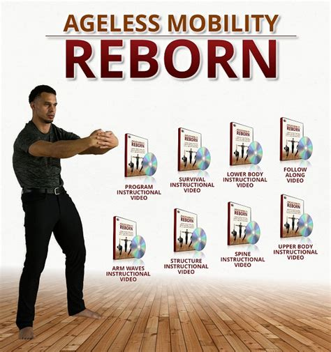 Ageless Mobility Reborn Review - Must Read!! Truth Revealed!!.