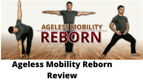 Ageless Mobility Reborn Review, Work Or A Scam? The Reviewer.