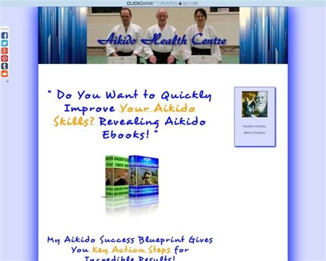 @ Aikido Success Blueprint Ebooks.