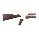 Ak-47 Stock Set Fixed Wood Minelli S P A See Price 2019 .