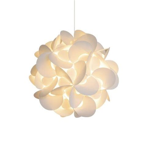 Akari Lanterns Medium Rounds 18 Wide Cool White Glow .