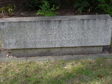 Albert Einstein Grave