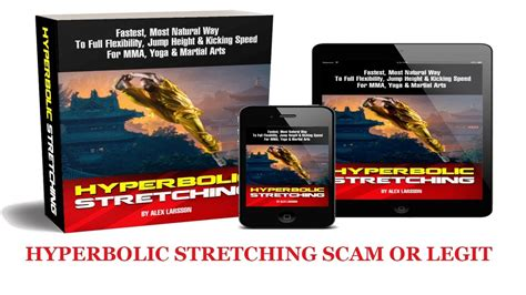 Alex Larssons Hyperbolic Stretching Review: Read A Customers.