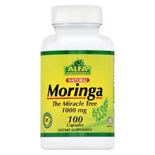 Alfa Vitamins Moringa 1000 Mg Caps Walgreens.