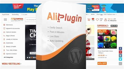 Aliexpress Affiliate Plugin - Home Facebook.