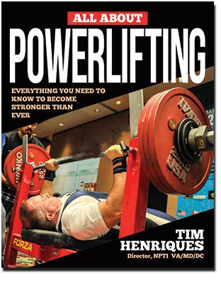 [pdf] All About Powerlifting - The Book - Wordpress Com.