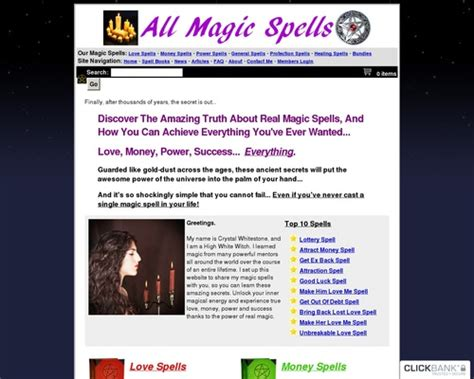 [click]all Magic Spells Tm  Top Converting Magic Spell .