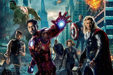 All Marvel Cinematic Universe Movies Ranked, Worst To Best.
