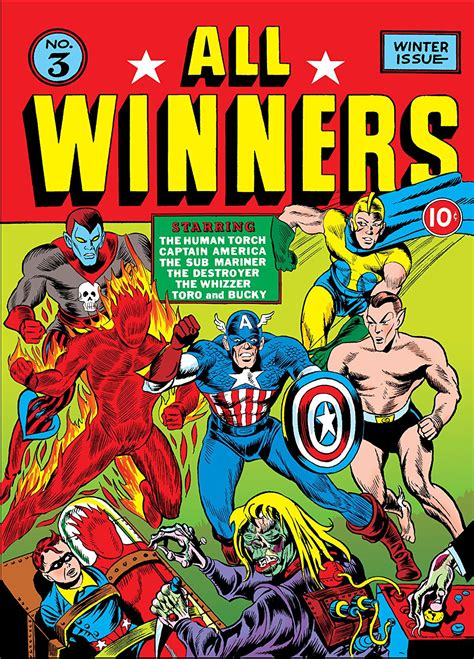 @ All-Winners Comics 1941  1  Comics  Marvel Com.