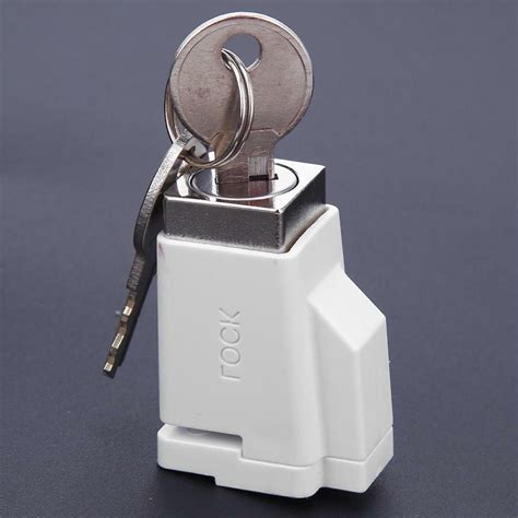 Aluminum Alloy Child Safety Sliding Window Restrictor Lock .