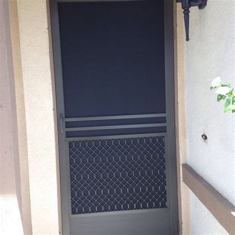 Aluminum Screen Doors - Sears Com.