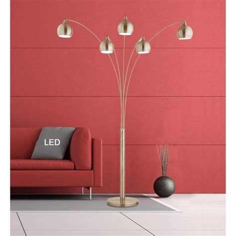 Amazing Deal On Artiva Amore Led Arch Floor Lamp With .