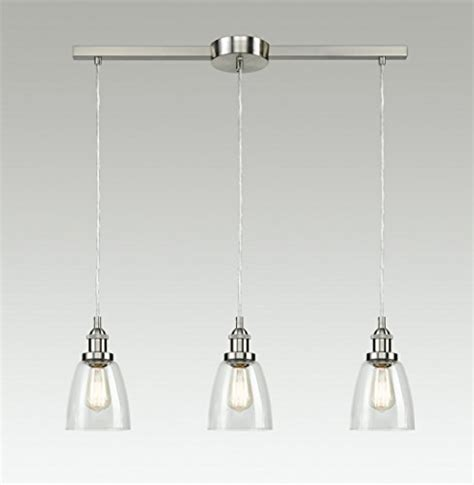 Amazing Deal On Eden 3-Light Kitchen Island Pendant Finish .