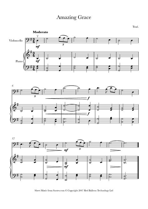 [pdf] Amazing Grace - Making Music Fun.