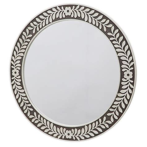 Amazing New Deals On Dontos Oversized Round Wall Mirror .