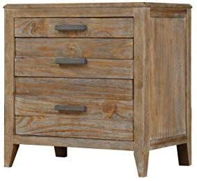 Amazing Savings On Torino Nightstand Weathered Brown.
