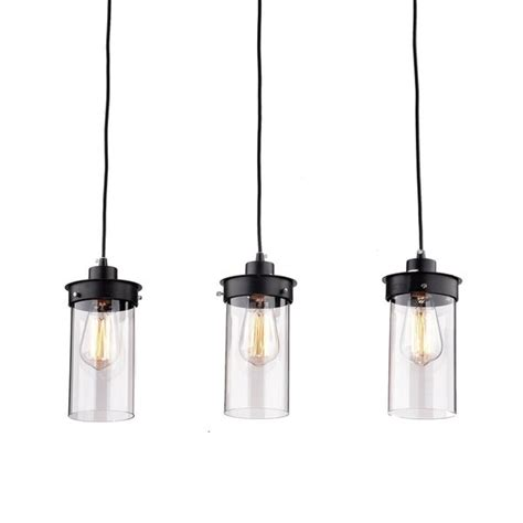 Amazing Winter Deal Eden 3-Light Kitchen Island Pendant.