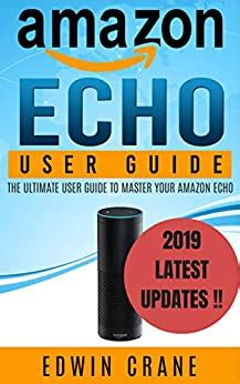 [pdf] Amazon Echo New 2019 Amazon Echo User Guide Beginners User .