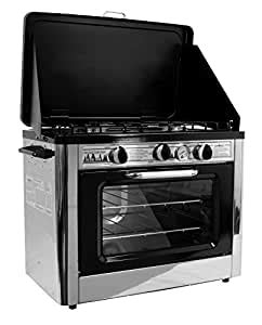 Amazon Com  Camp Chef Outdoor Camp Oven  Portable .