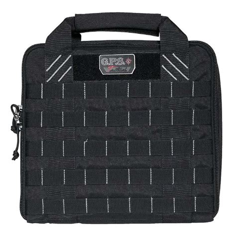 Amazon Com  G P S Tactical Hardside Pistol Case Digital .